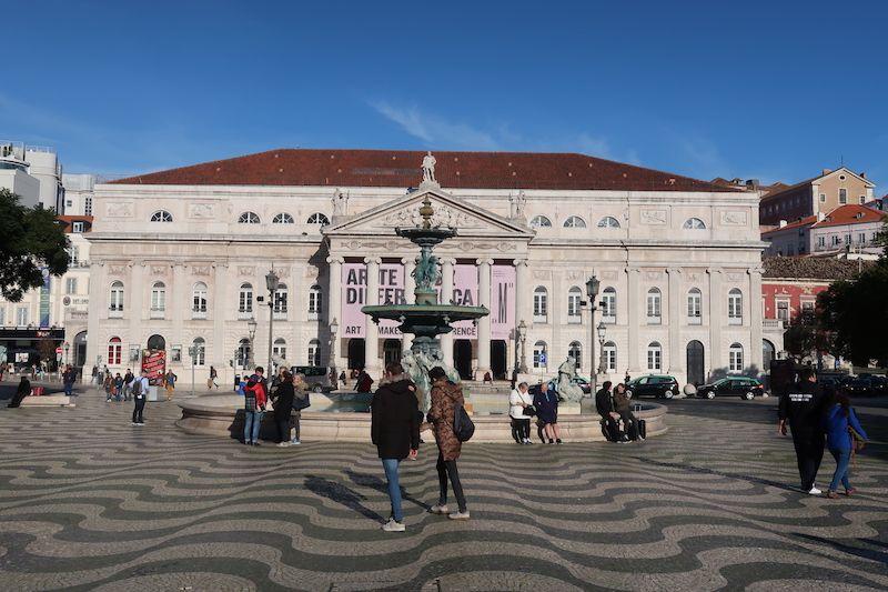 Sabes cómo se conoce a los suelos de Lisboa