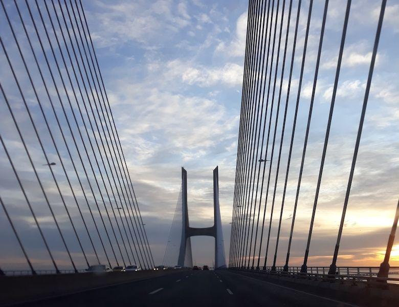 el puente más largo de Europa