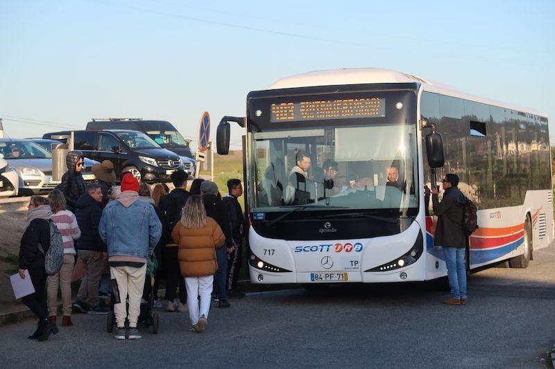 transporte a Cabo da Roca