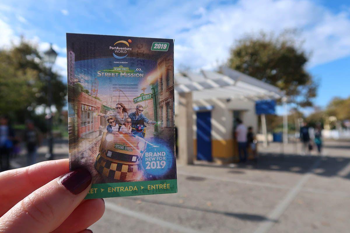Comprar entradas en Port Aventura