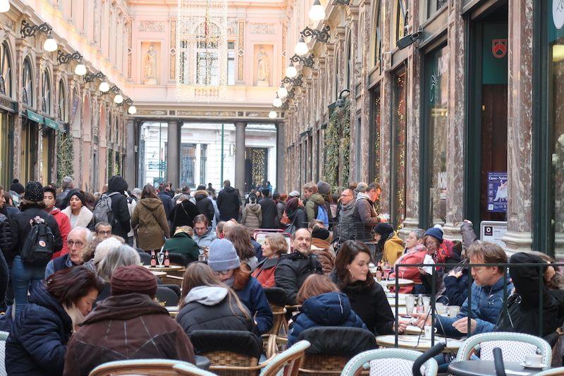 sitios curiosos de Brusela