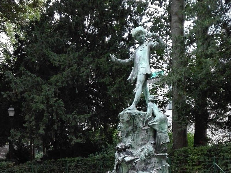 estatuas curiosas de Bruselas