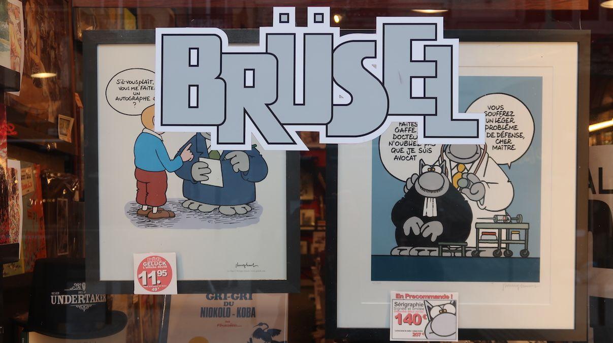 historias de Bruselas