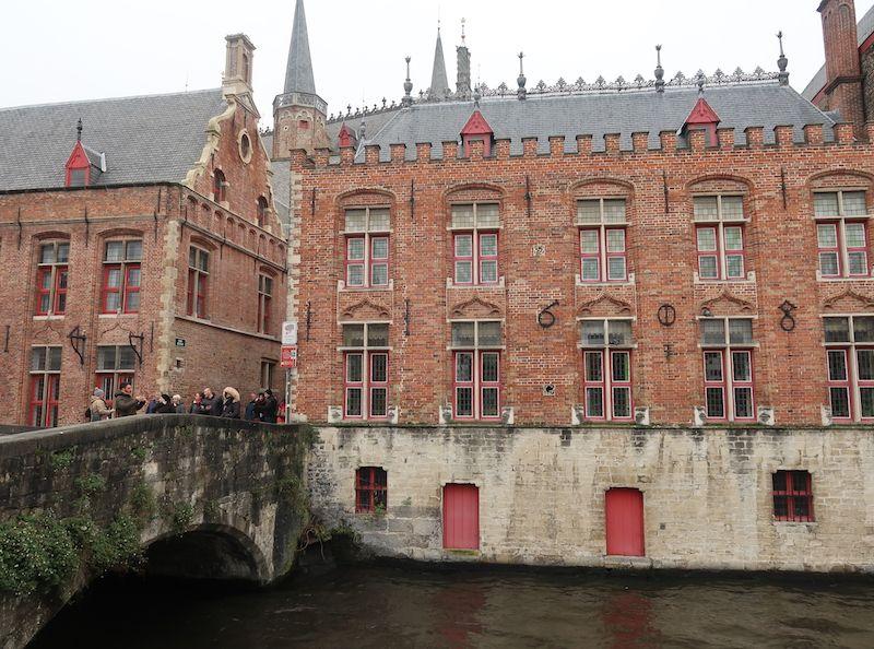 visita a Brujas desde Bruselas