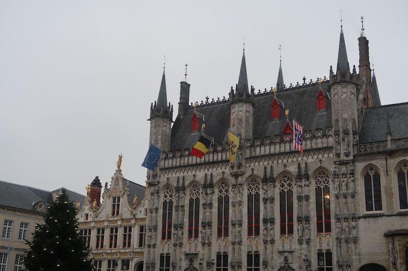 conocer Brujas desde Bruselas