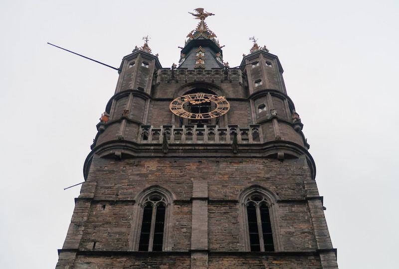 Torre Belfort gante