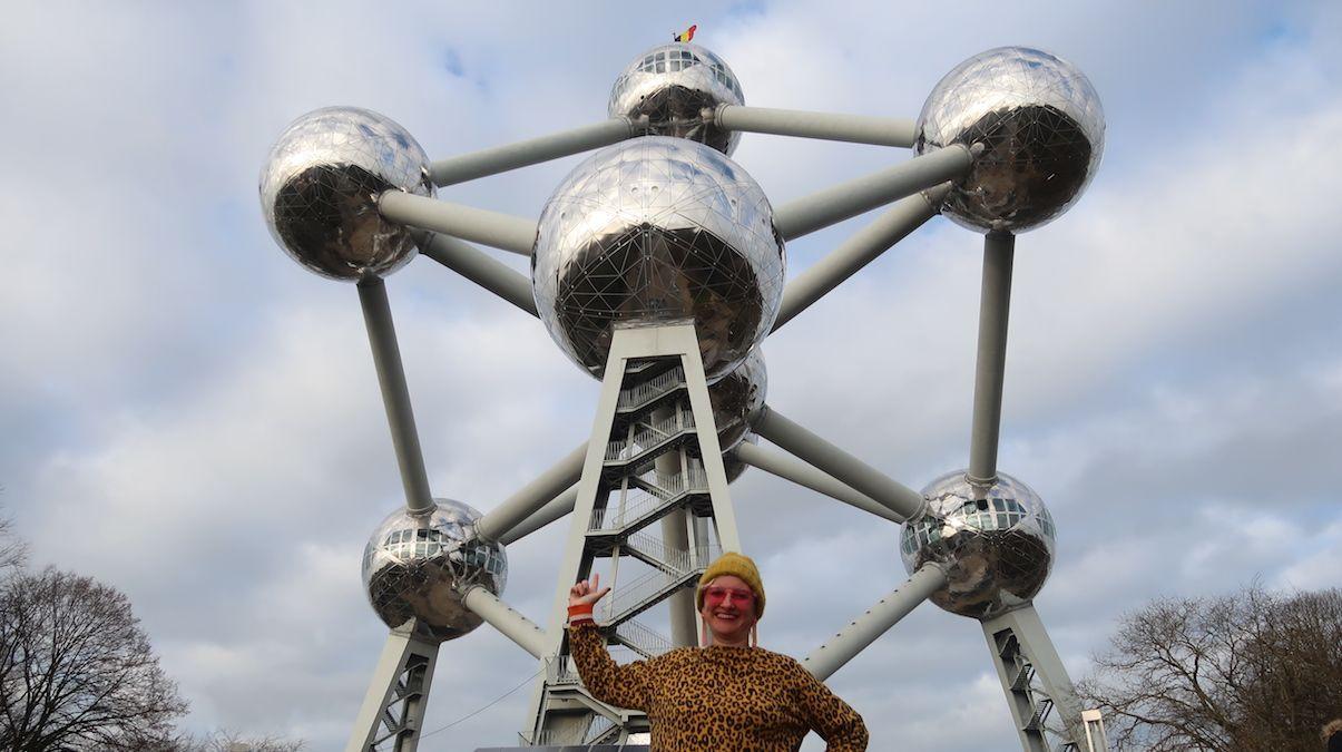 Atomium Bruselas precios