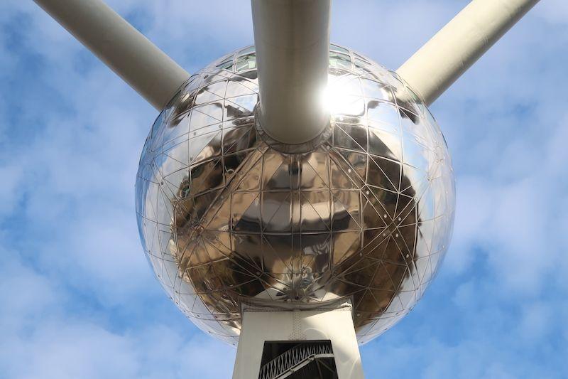qué horario tiene el Atomium