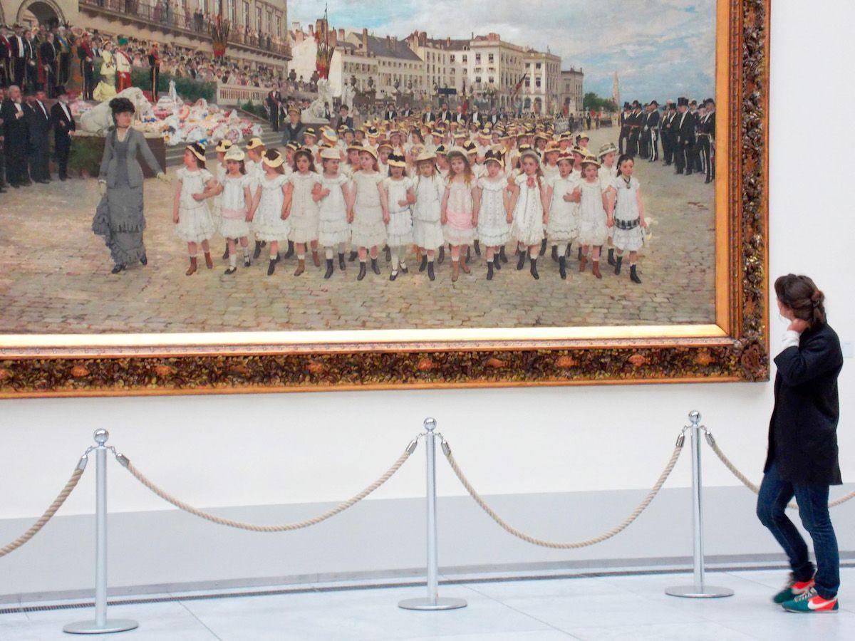 Museos de Bruselas pinturas