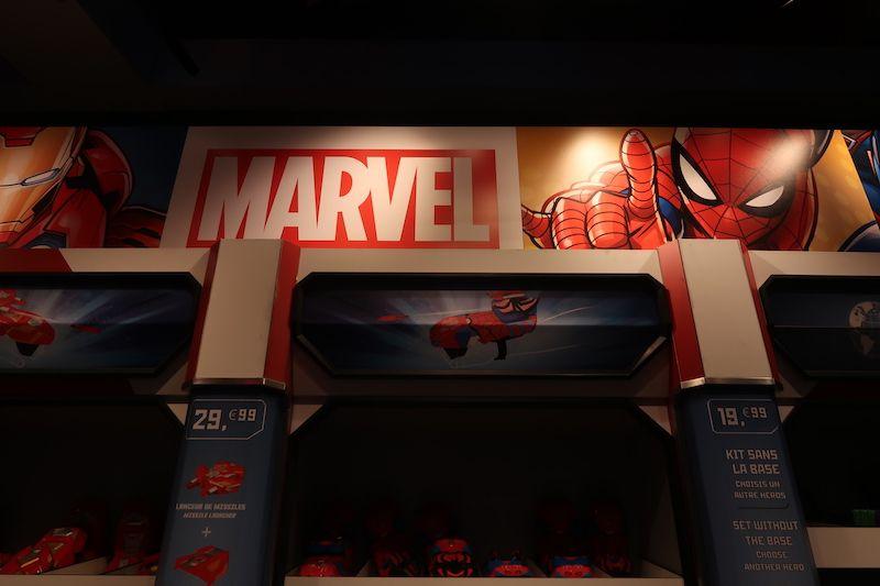 Marvel en Walt Disney Studios