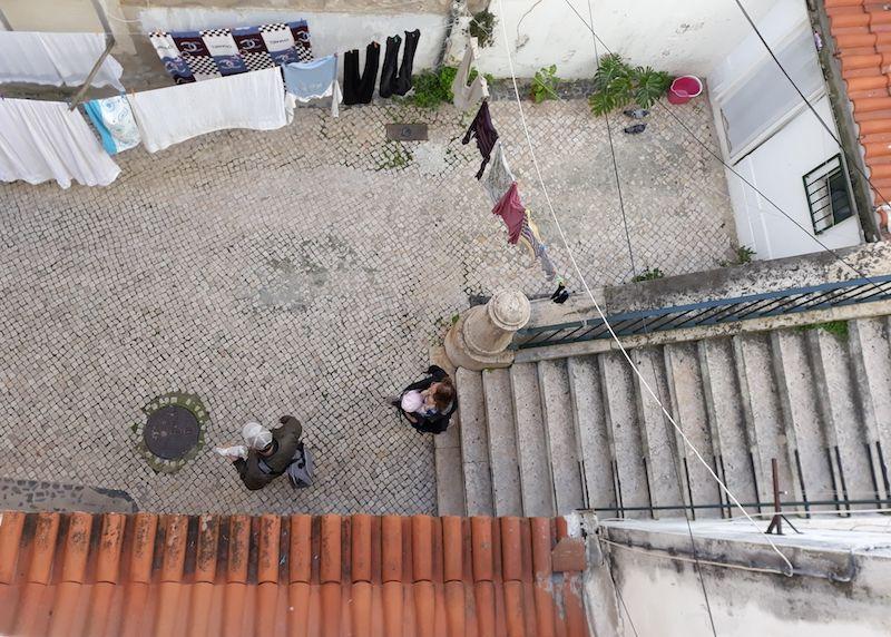 barrio de Alfma Lisboa