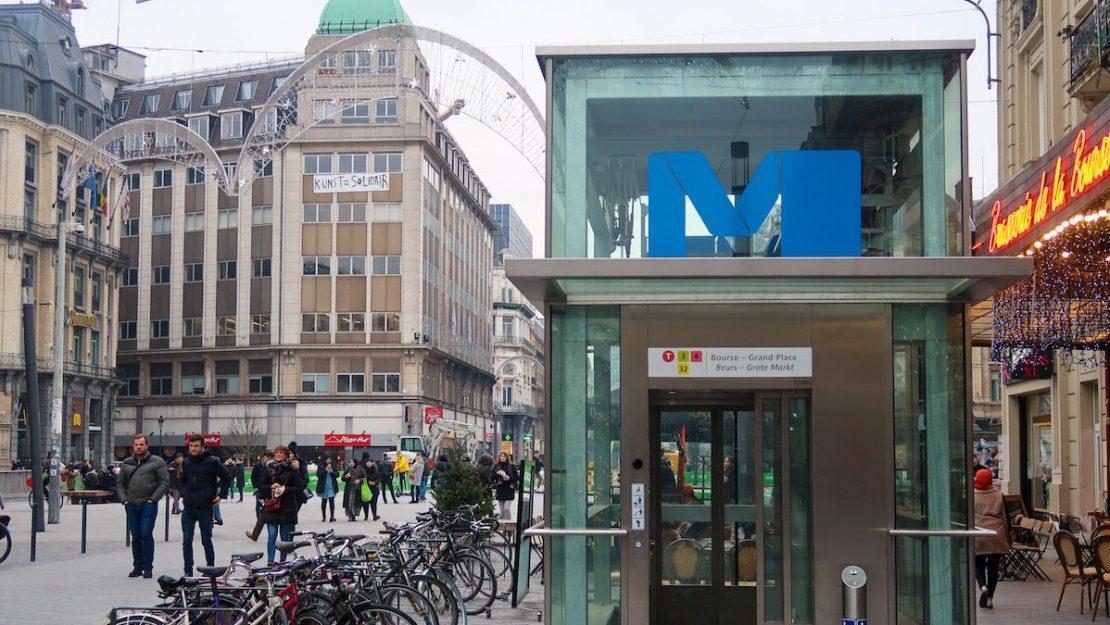 Cuánto cuesta el metro en Bruselas
