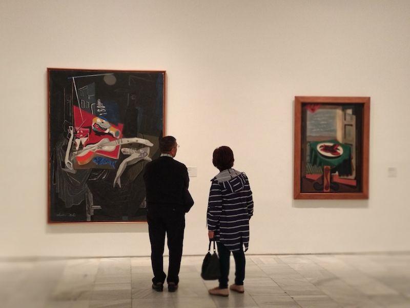 Arte moderno en España