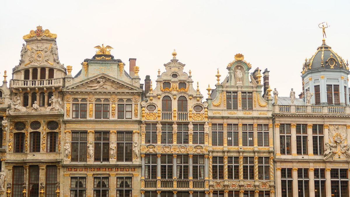 Lo mejor visitar en Bruselas