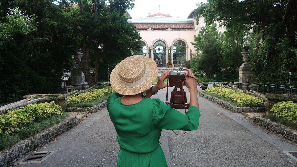 Visita al museo Vizcaya