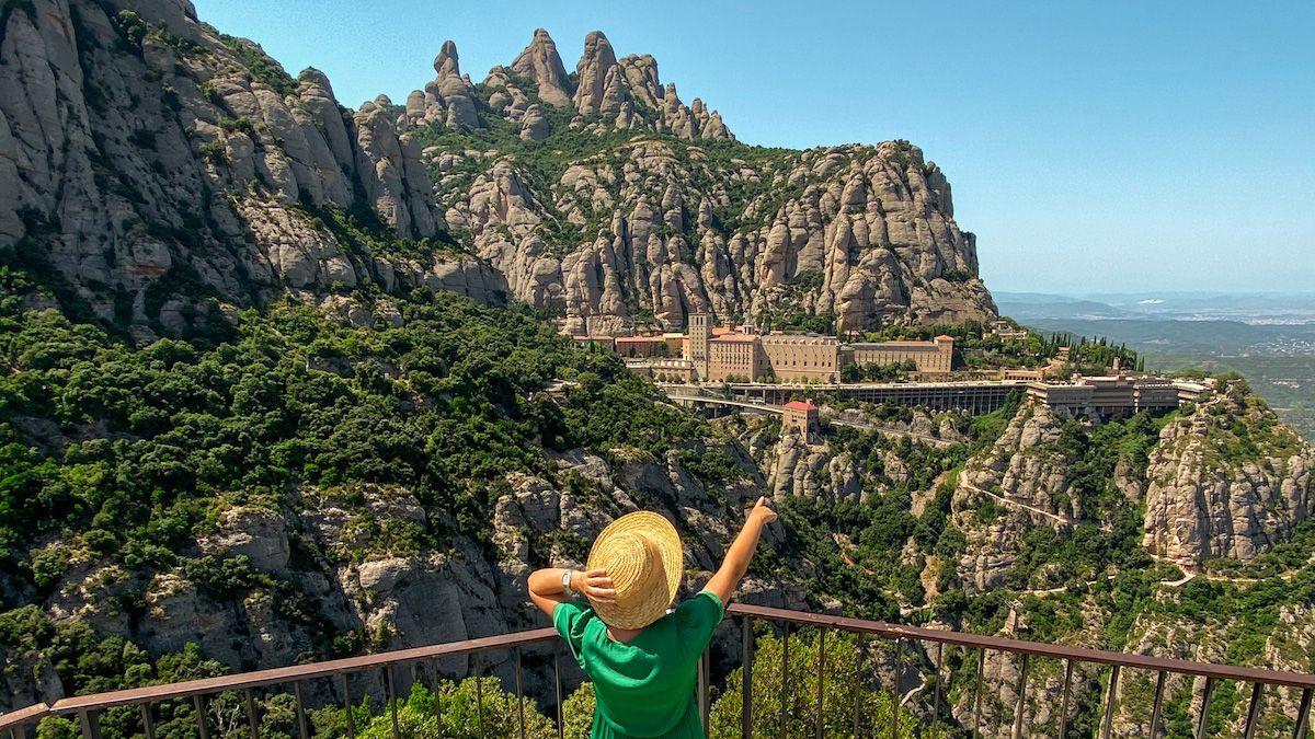 Visita a Montserrat