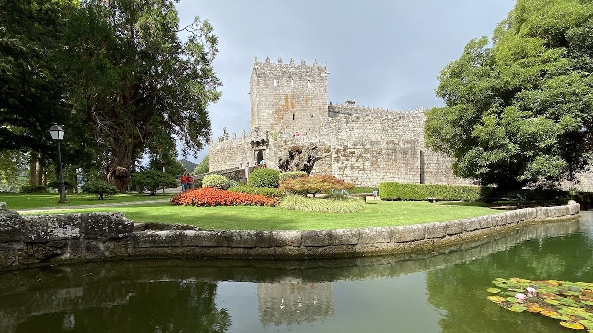 Visita al Castelo de Soutomaior