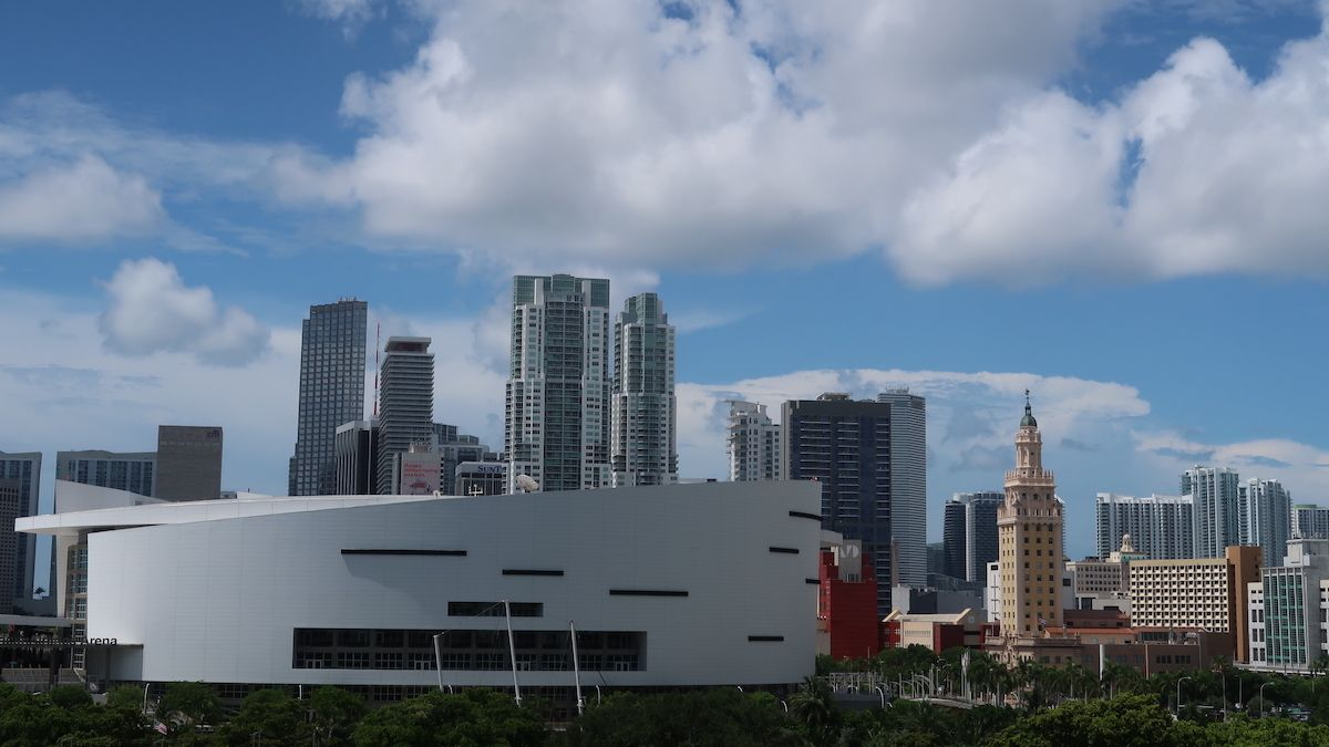Contrastes de Miami