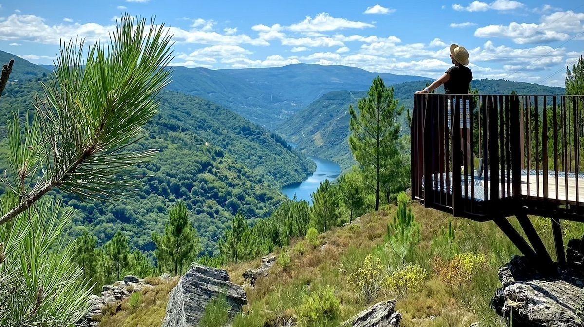 Los mejores miradores de Galicia