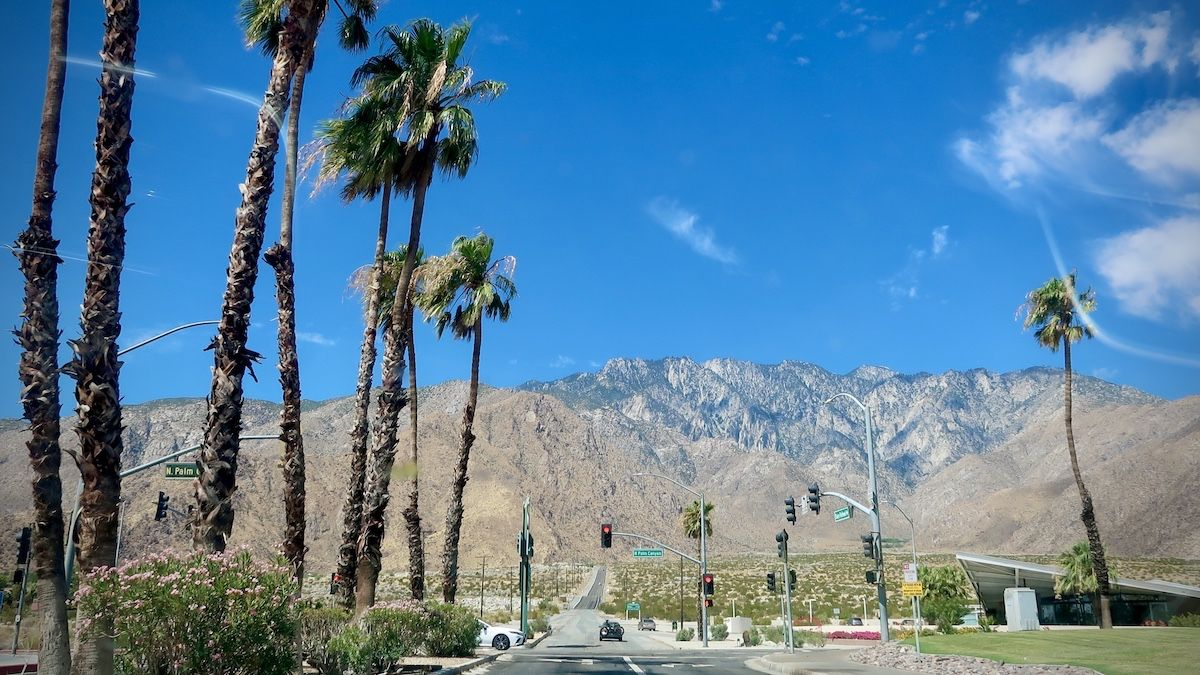 Excursión a Palm Springs