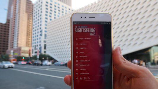 Tarjetas turísticas de Los Ángeles