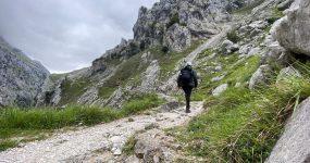 Ruta del Cares de Poncebos a Caín de Valdeón
