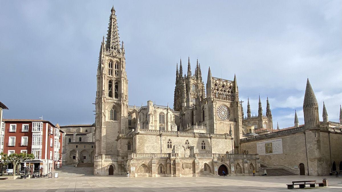 Catedral de Burgos en 2 horas