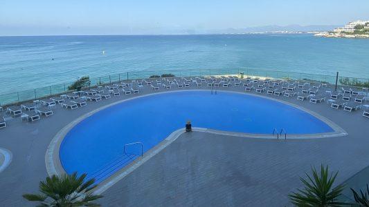 Hoteles de playa en España