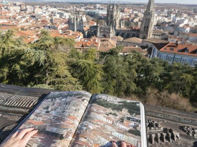 Ruta panorámica de la Catedral de Burgos